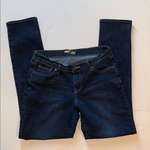 """Old Navy """"The Flirt"""" Jeans size 10 long"""